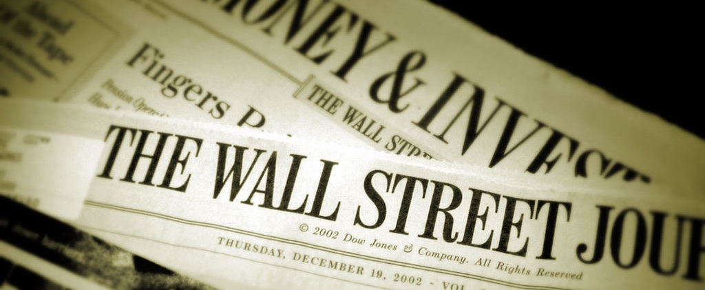 Wall Street Journal- History